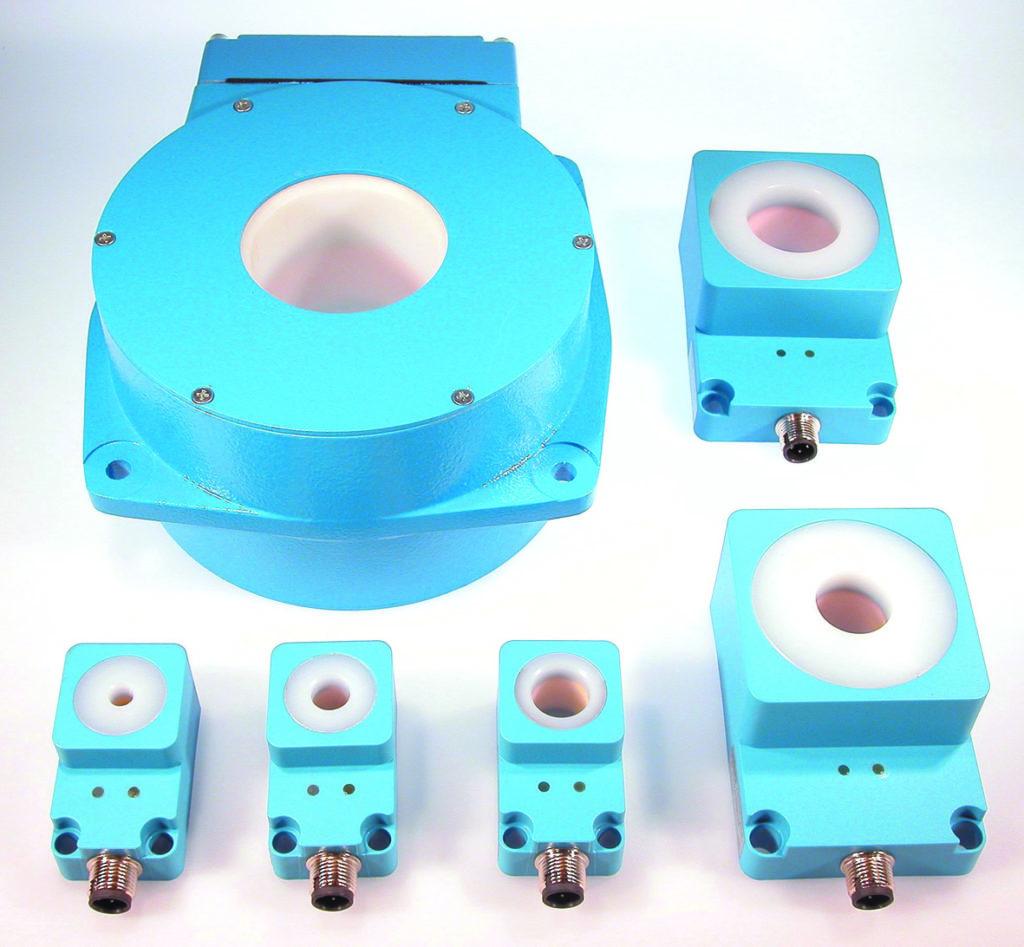 Ringdetektoren für die Erkennung kleinster Metallteile